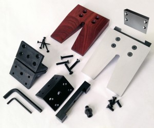 Universal Bench Pin Kit with New mounting plate