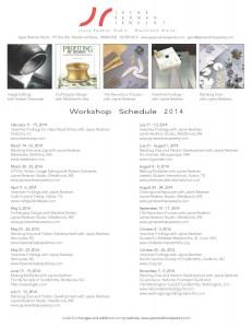 2014 Workshops