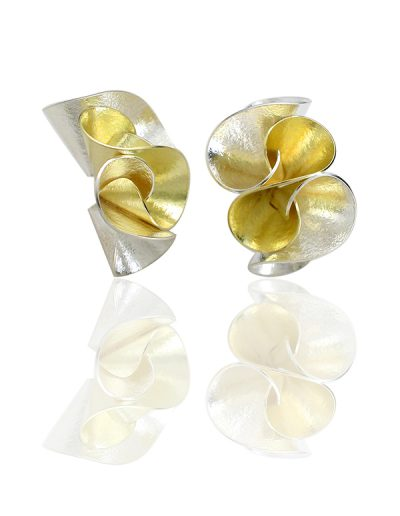 Jayne Redman Floraforms Calla Lily Earrings