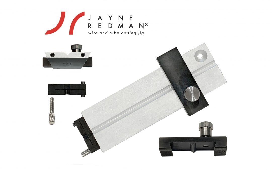 Learn How to Use the Jayne Redman Wire and Tube Cutting Jig.