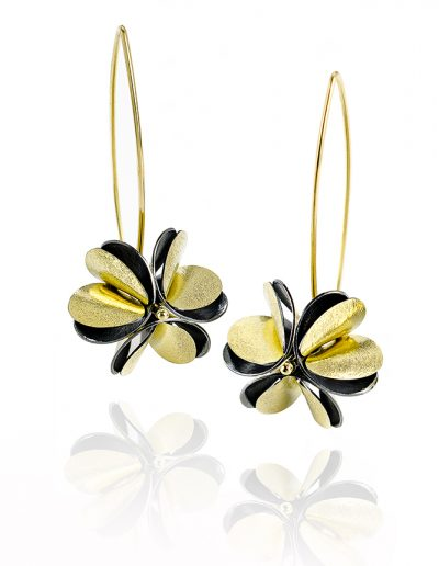 Jayne Redman Floraforms Earrings Star Anise